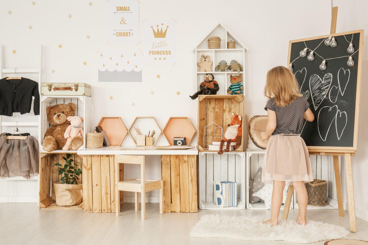 Çocuk Odası Dekorasyonu Fikirleri