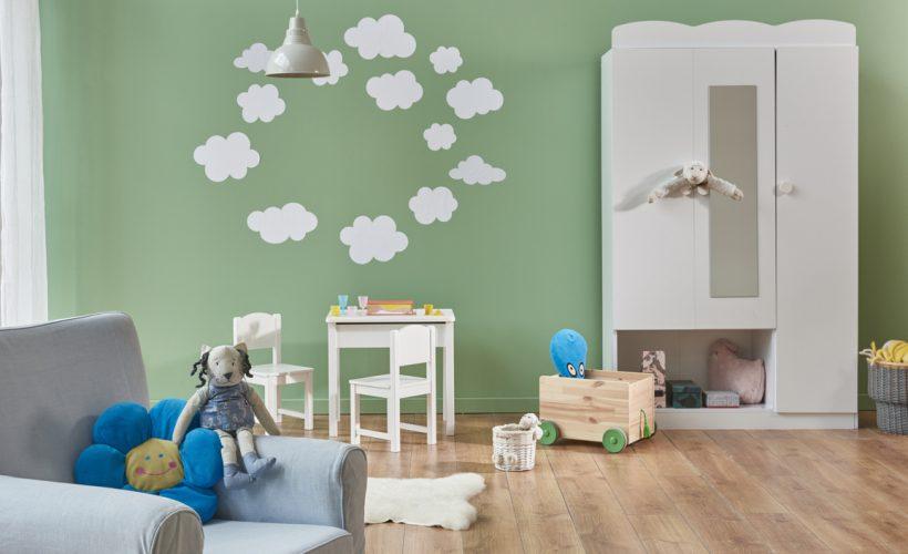 Çocuk Odası Dekorasyonu Önerileri