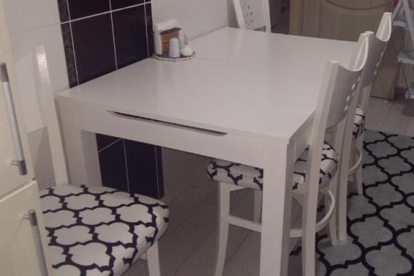 Masa ve Sandalye Boyamak