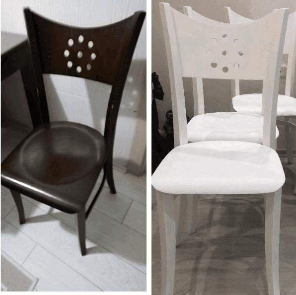 Sandalye Nasıl Boyanır