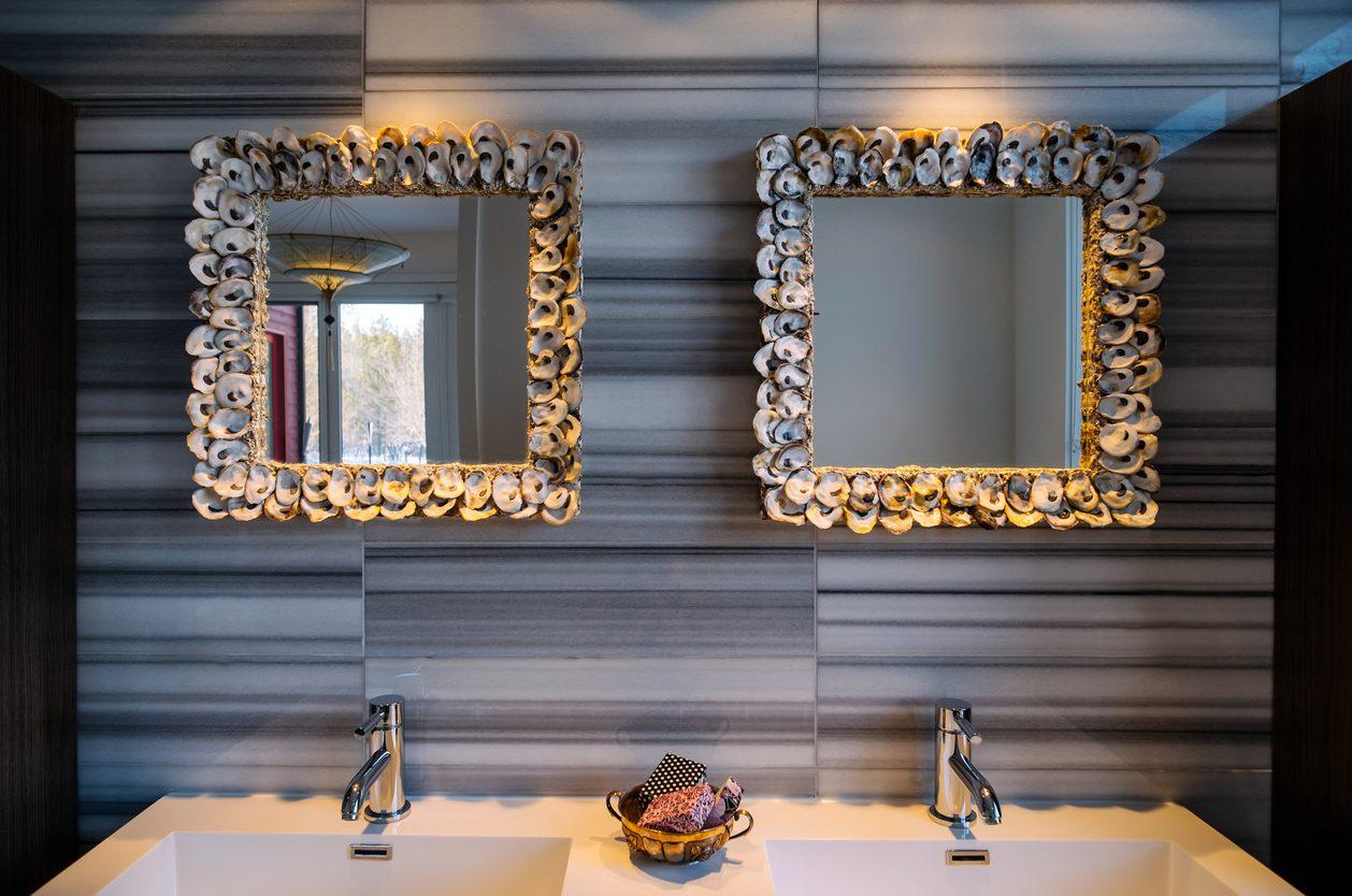 Ayna Süsleme Fikirleri