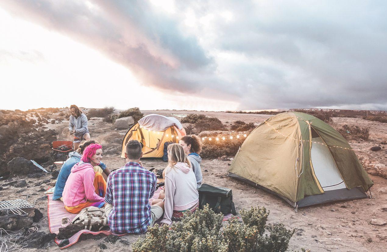 İlk Kez Kamp Yapacaklar İçin Malzemeler