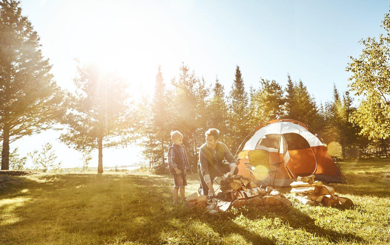 Kamp İçin Ne Gerekli