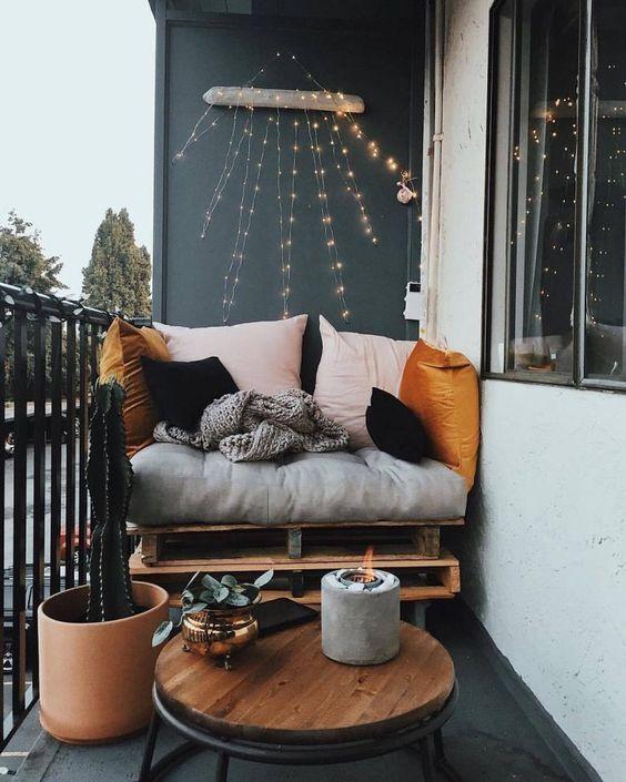 Dar Balkonlar İçin Çözümler