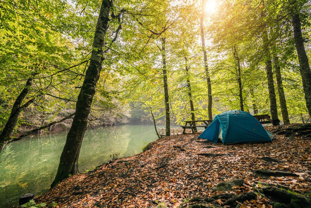 En İyi Kamp Yerleri