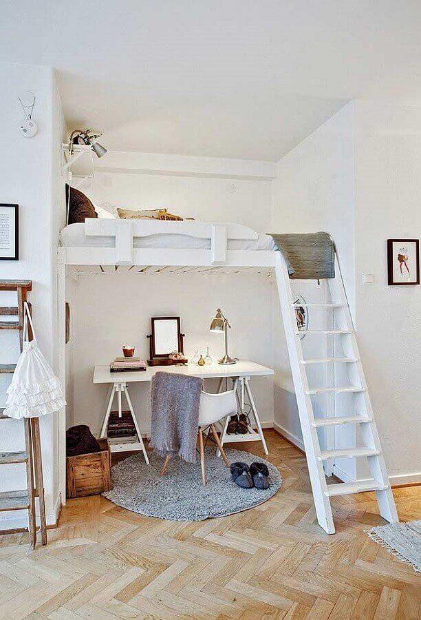 Küçük Odalarda Çalışma Alanı