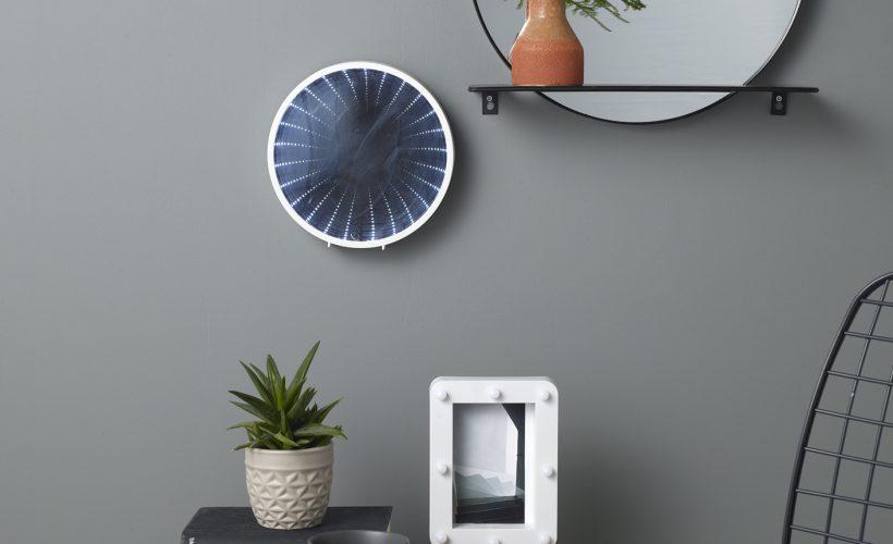 Ayna ile Ev Dekorasyonu Fikirleri