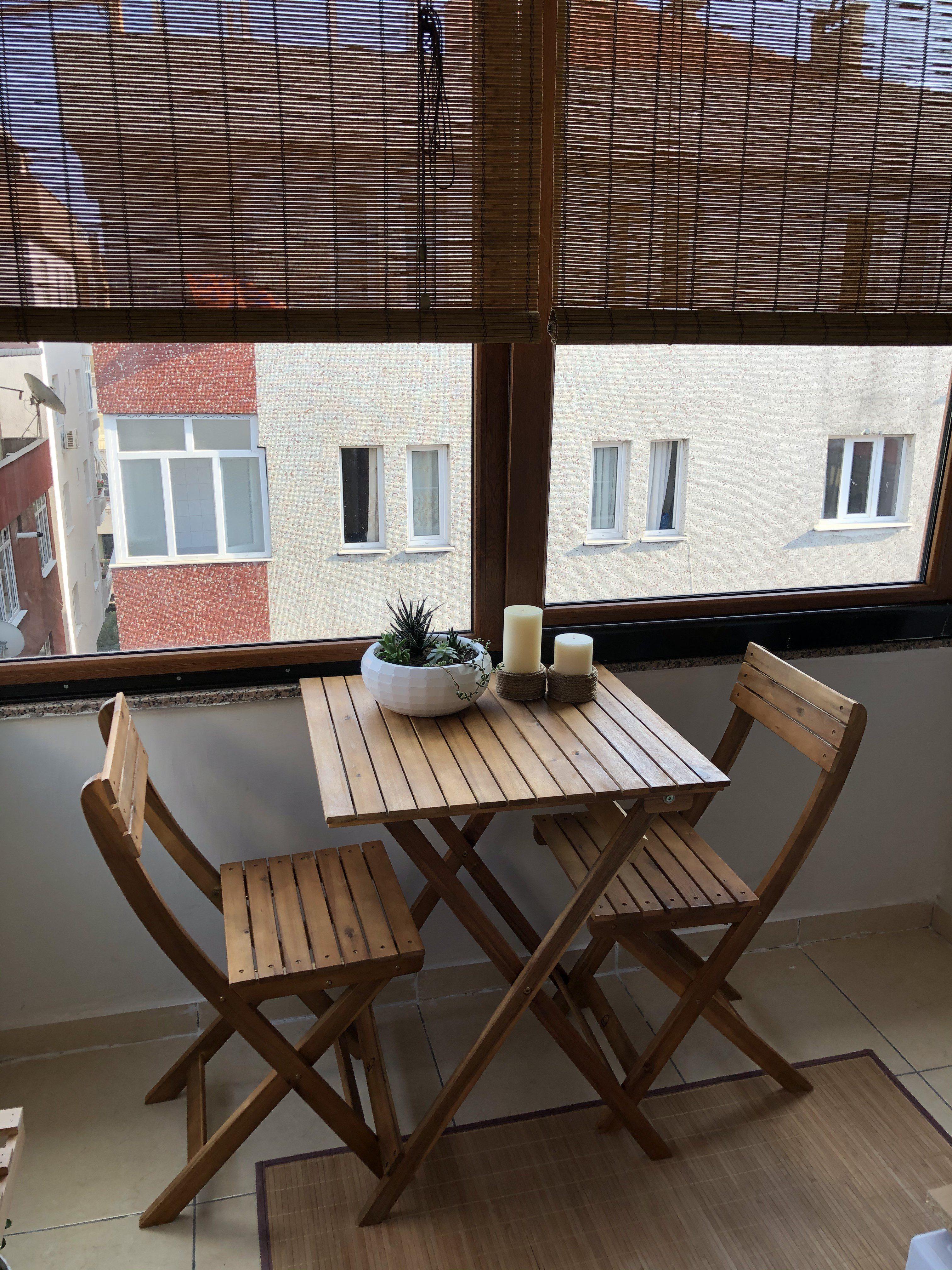Balkon Yenileme Fikirleri