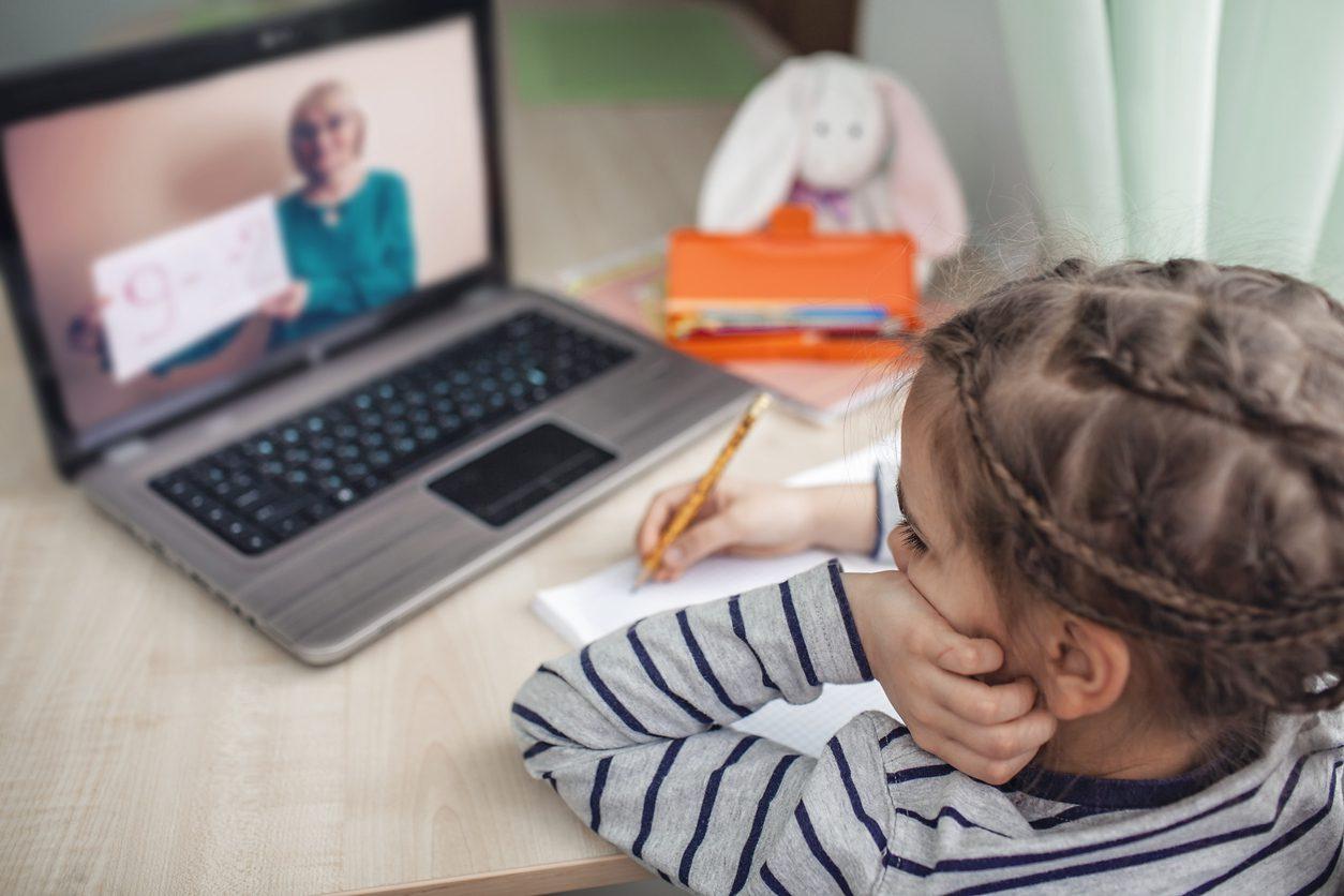 Çocuklar İçin Evde Çalışma Düzeni