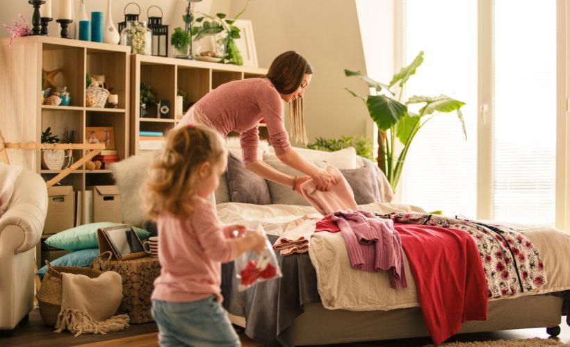 Tatil Dönüşü Ev Düzenleme