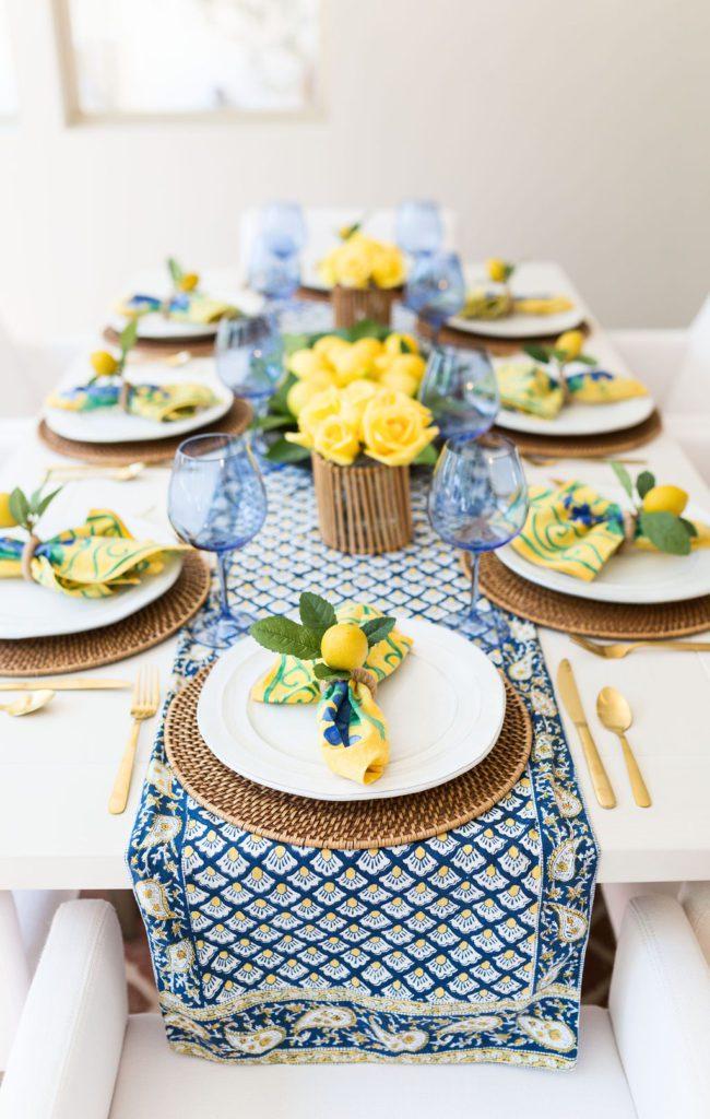 Yemek Masası Dekorasyonu Önerileri