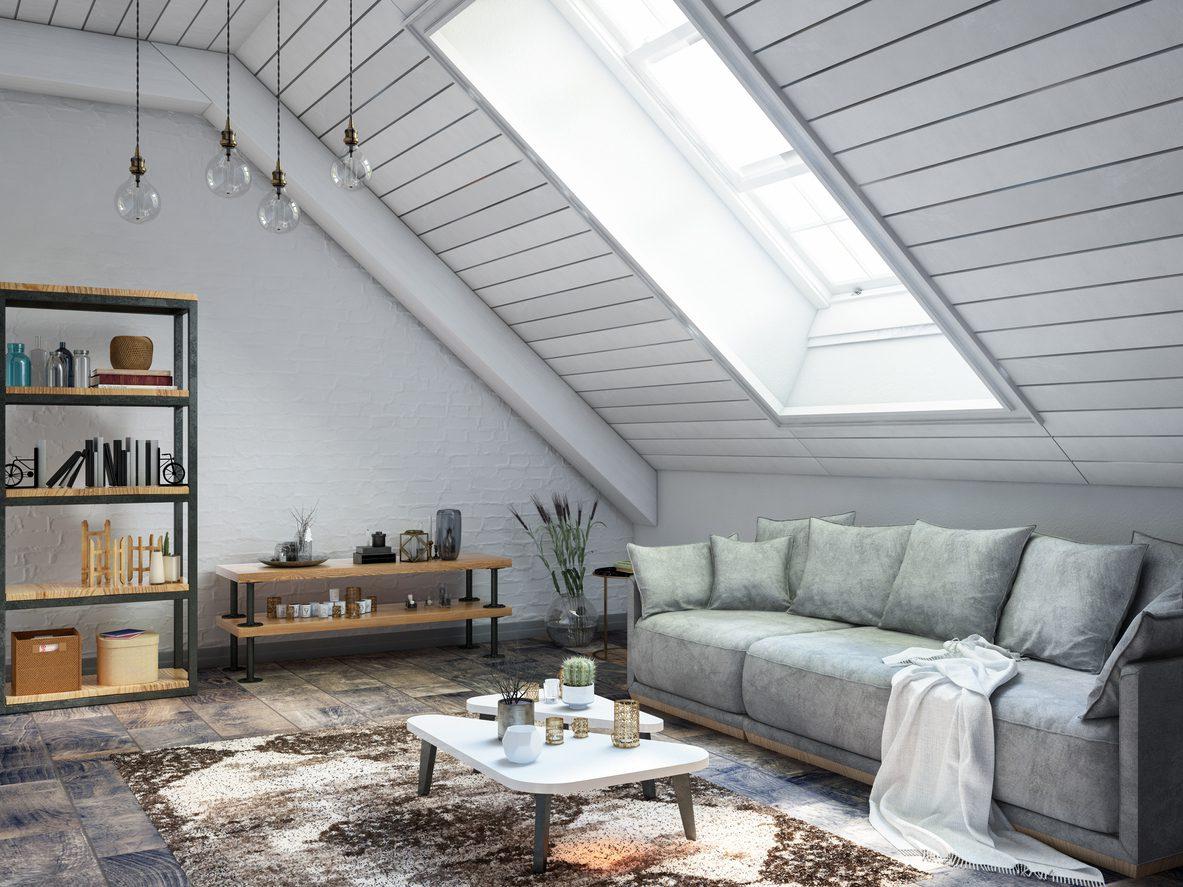 Çatı Katı Dekorasyonu Önerileri