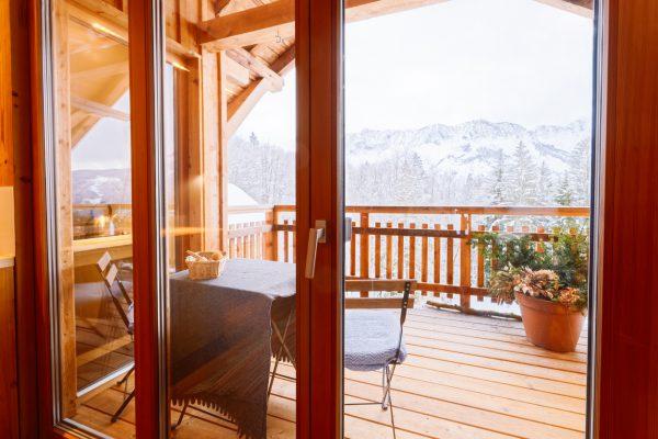 Kışın Balkon Kullanımı