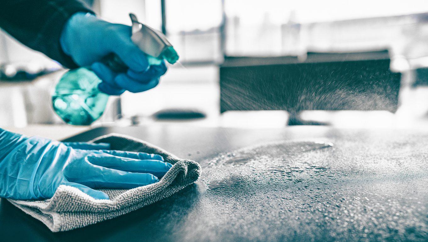 Antibakteriyel Temizlik Nedir