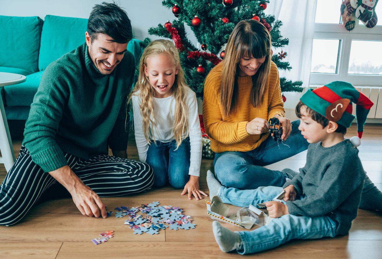 Çocuklar İçin Yılbaşı Aktiviteleri