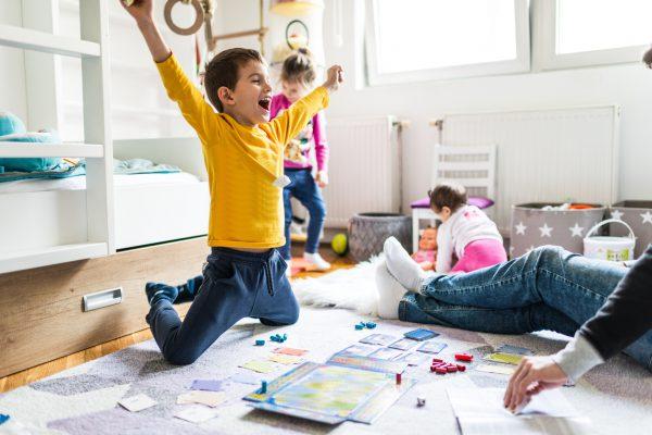 Çocuklar İçin Yılbaşı Oyunları