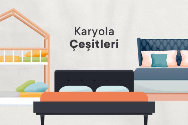 Karyola Modelleri