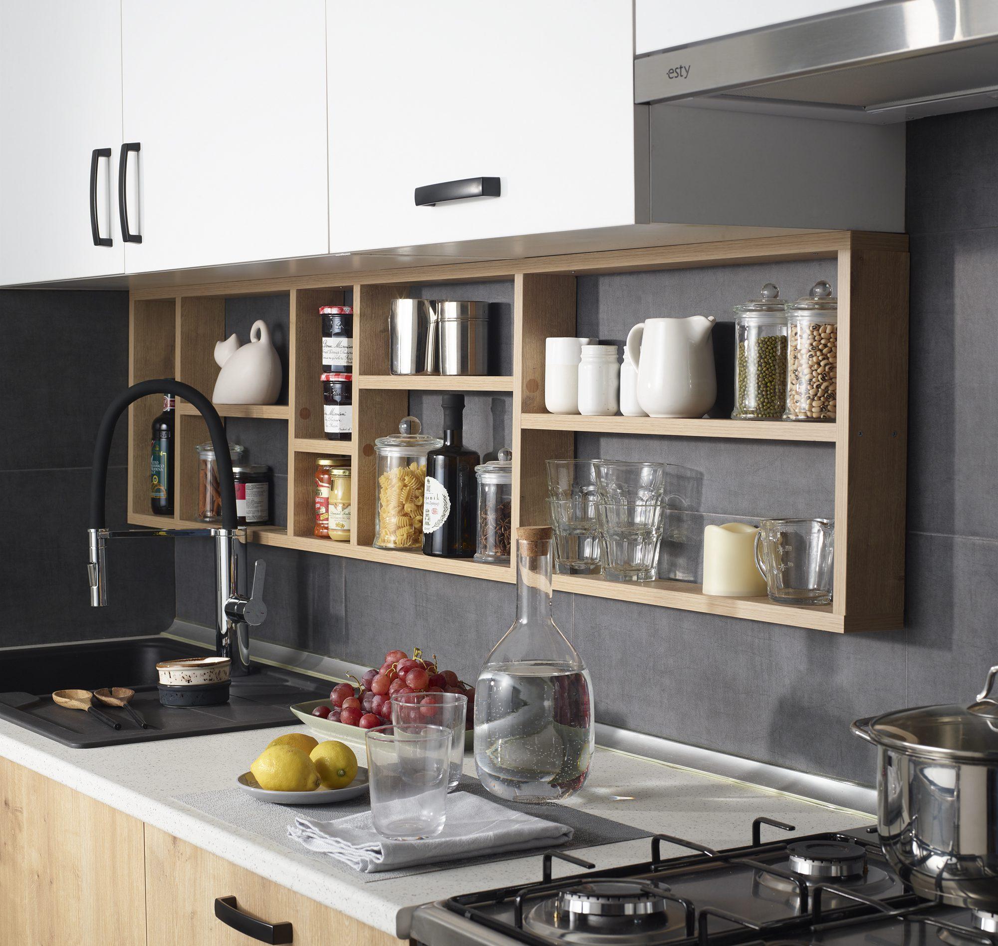 Küçük Mutfaklar İçin Çözümler