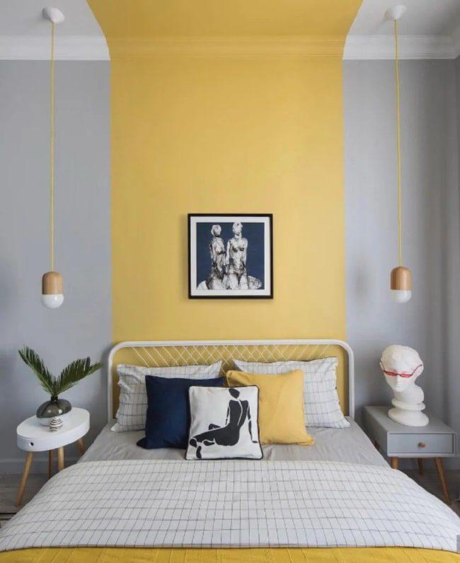 Renkli Duvar Boyama Önerileri