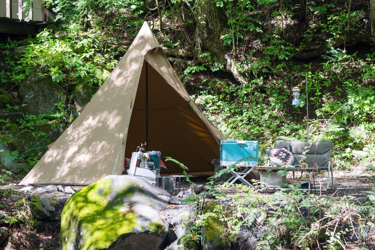 Kamp Alanı Seçimi
