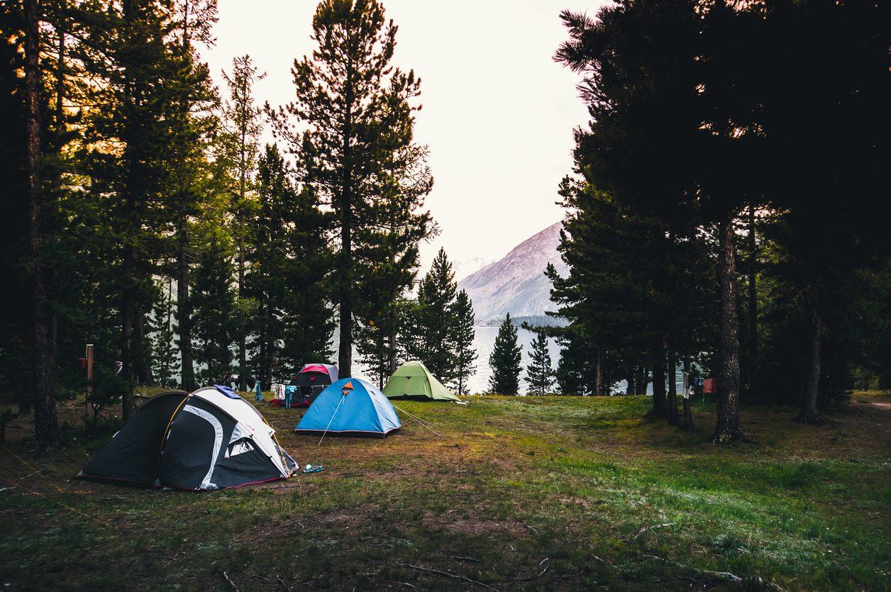 Kamp Yeri Belirleme