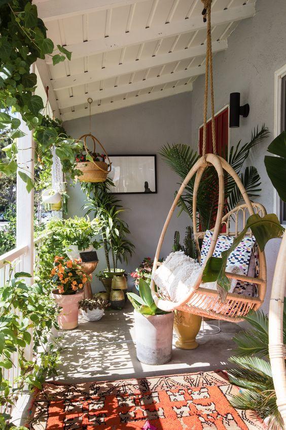 Küçük Bahçe Tasarımı Fikirleri