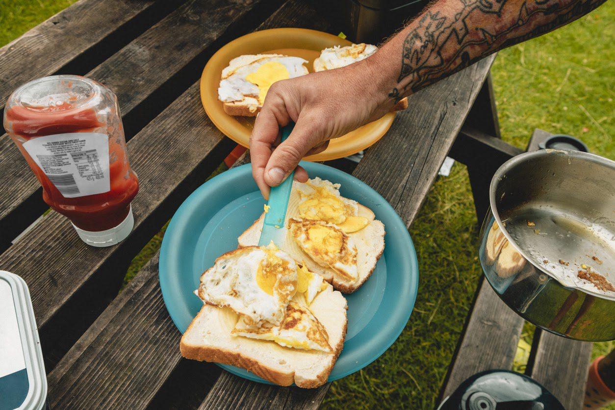 Kamp Yemekleri