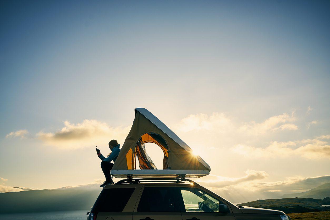 Araba Üzeri Çadır