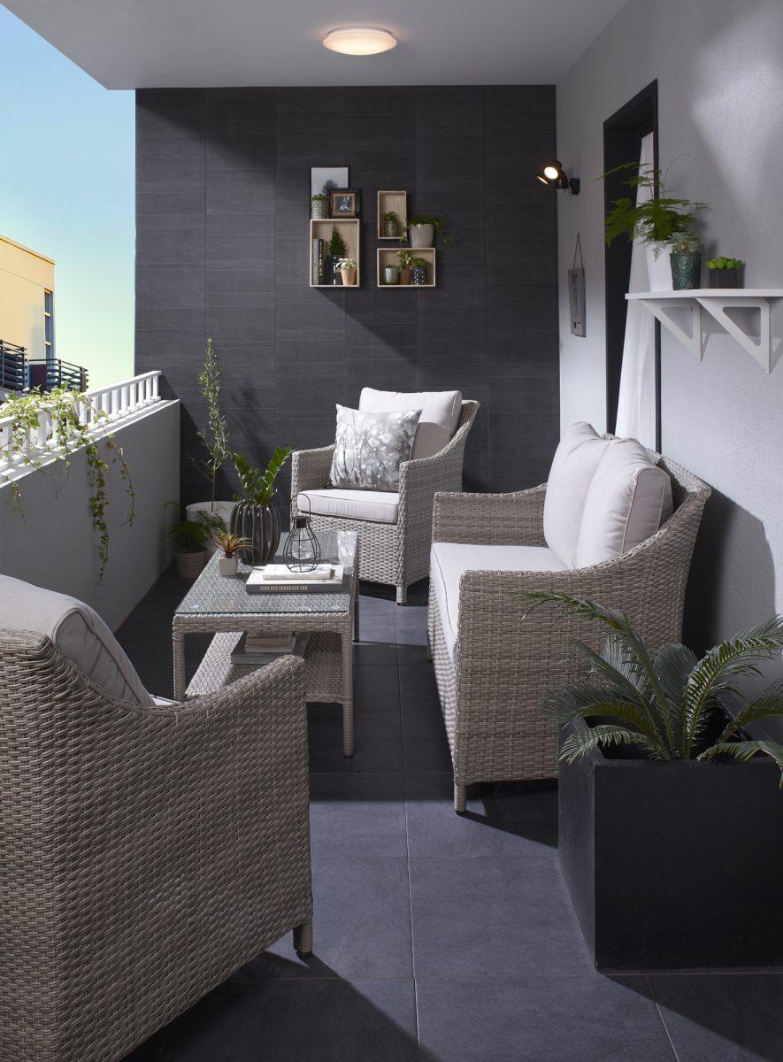 Tasarruflu Balkon Yenileme Fikirleri
