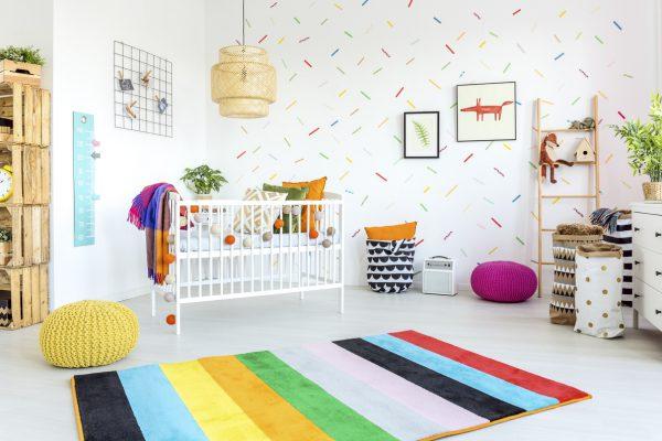 Bebek Odası Süsleme Fikirleri