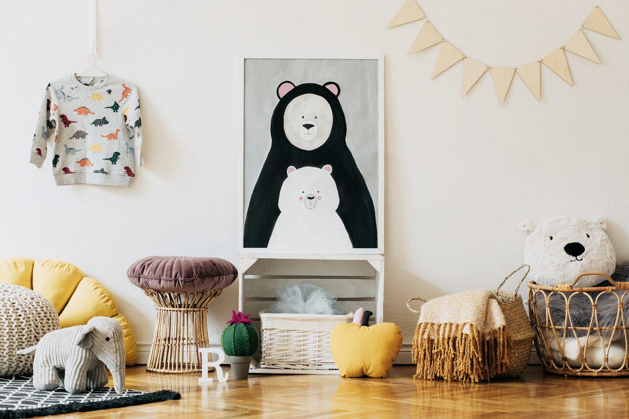 Çocuk Odası Dekorasyon Malzemeleri