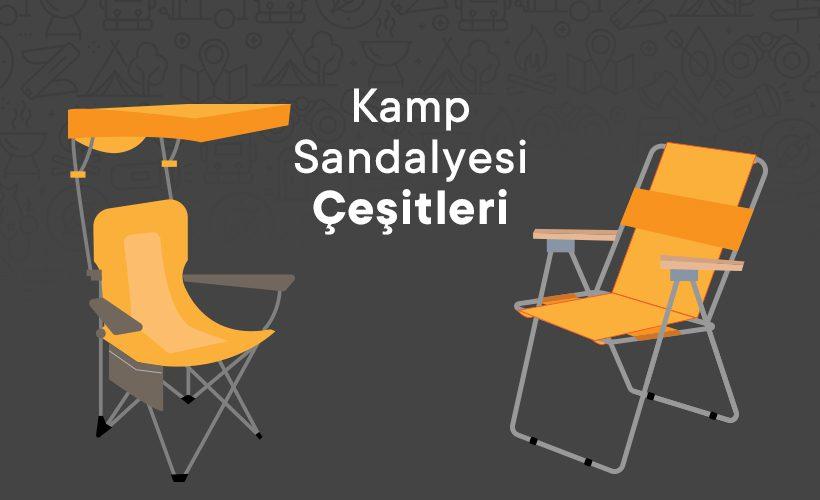 Kamp Sandalyesi Modelleri